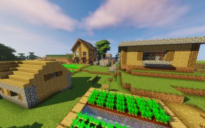 Rikuliksen kylä